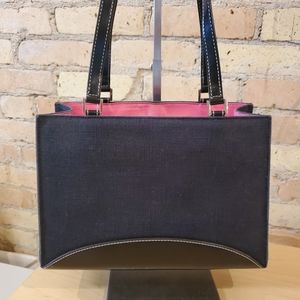 kate spade Bags - Kate Spade Tote with Pink Lining